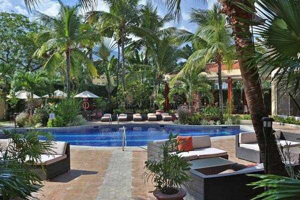 Hotel Real InterContinental San Pedro Sula - фото 21