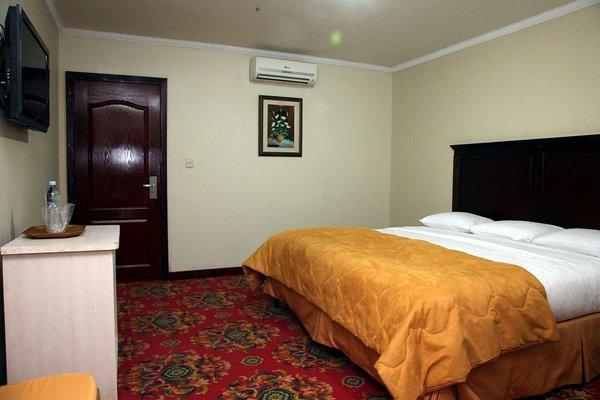 Гостиница «Honduras Plaza», Сан-Педро-Сула