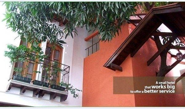 Hotel Casa del Arbol Centro - фото 18