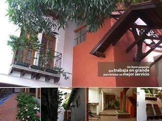 Hotel Casa del Arbol Centro - фото 19