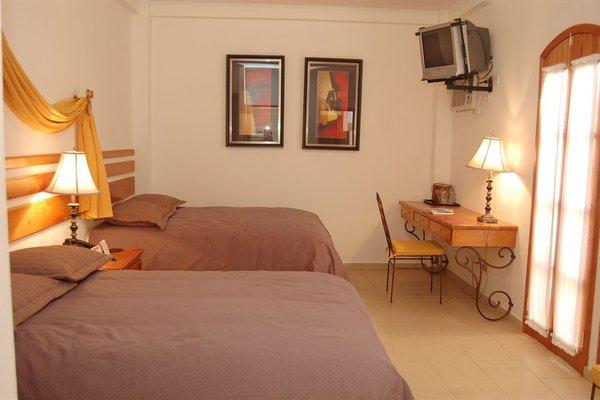 Hotel Casa del Arbol Centro - фото 3