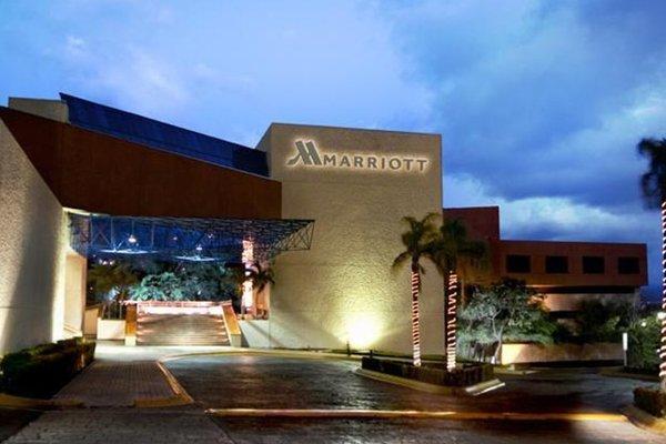 Marriott Tuxtla Gutierrez Hotel - фото 22