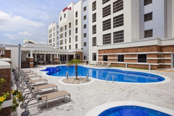 Hilton Garden Inn Tuxtla Gutierrez - фото 22
