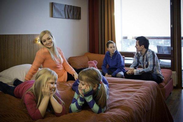 Hotel Sani with Spa and Wellness - фото 4
