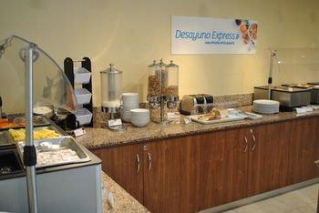 Holiday Inn Express Toluca - фото 11