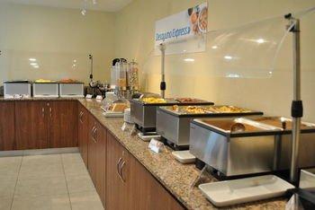 Holiday Inn Express Toluca - фото 12