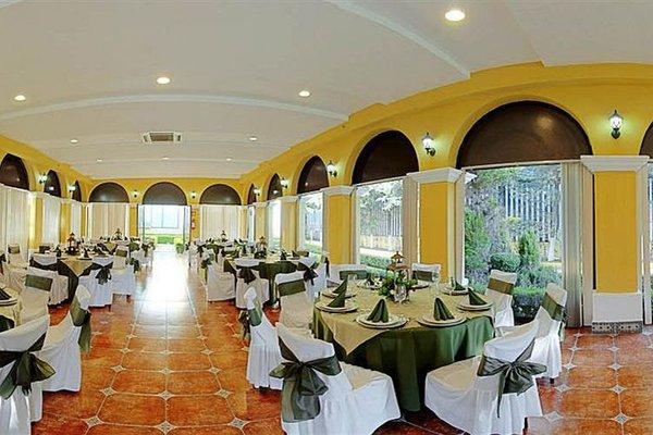 Courtyard Toluca Airport - фото 10