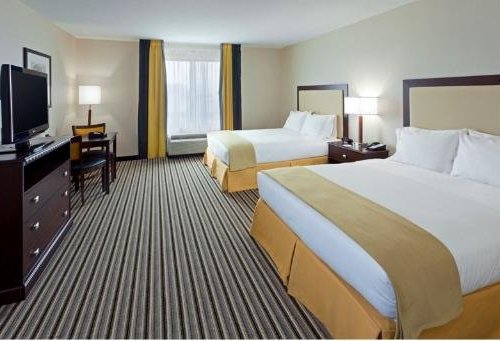 Photo of Holiday Inn Express and Suites Batavia, an IHG Hotel
