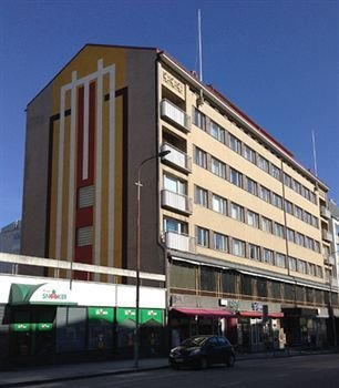 Hotel Pension Kampus - фото 8