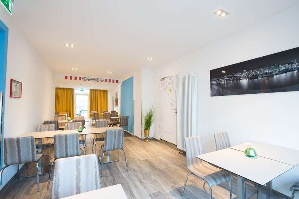 FIVE SEASONS designhotel Bremen - фото 12