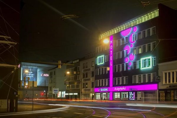FIVE SEASONS designhotel Bremen - фото 22