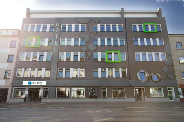 FIVE SEASONS designhotel Bremen - фото 23