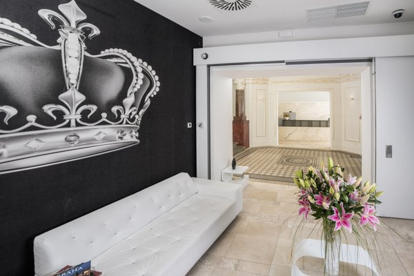 Hotel Golden Crown - фото 9