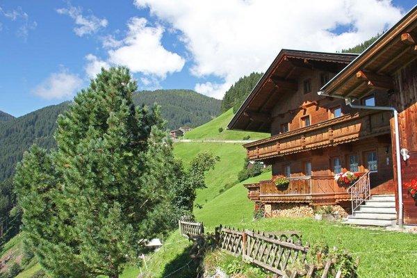 Ferienhaus Perlhausl - фото 6