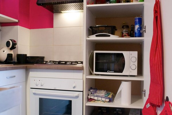 Nice Apartment near the Atomium - фото 7