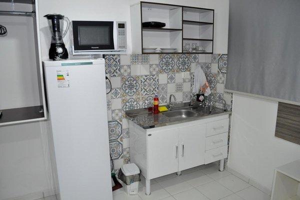 Suites Cheiro do Mar - фото 15
