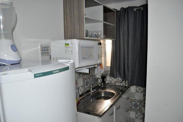 Suites Cheiro do Mar - фото 16