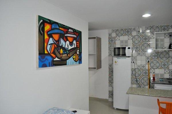 Suites Cheiro do Mar - фото 5