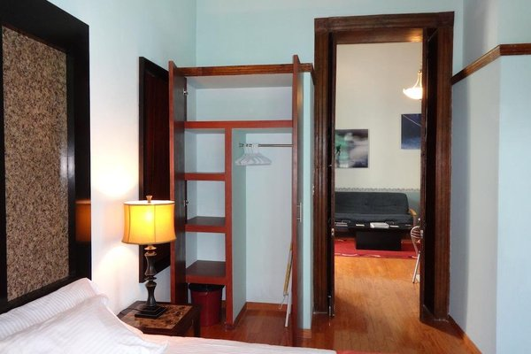Hotel del Capitan de Puebla - vitrales - фото 50
