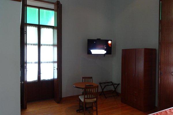 Hotel del Capitan de Puebla - vitrales - фото 19