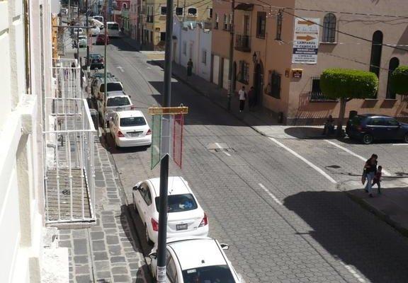 Hotel del Capitan de Puebla - vitrales - фото 22