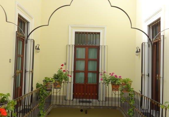 Hotel del Capitan de Puebla - vitrales - фото 23
