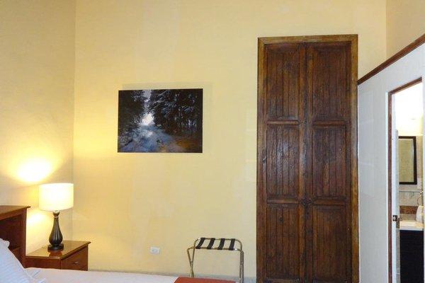 Hotel del Capitan de Puebla - vitrales - фото 3