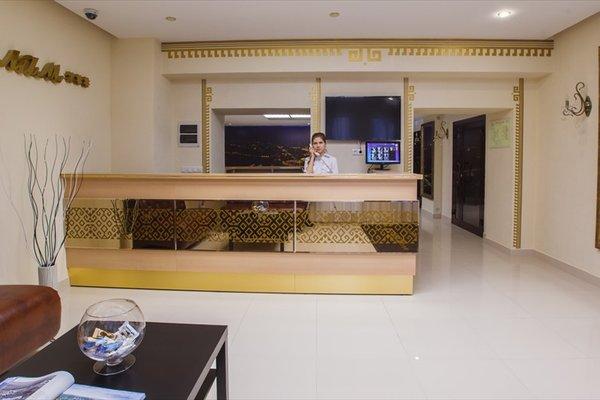 Отель Салам - фото 12