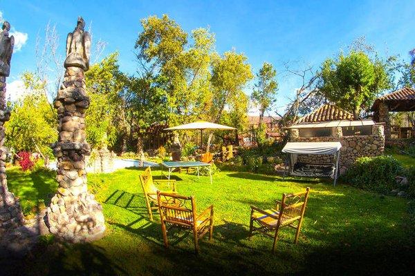 Hotel Casa de Campo Urubamba - фото 19