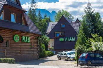 Osrodek Hotelarski Fian - фото 23