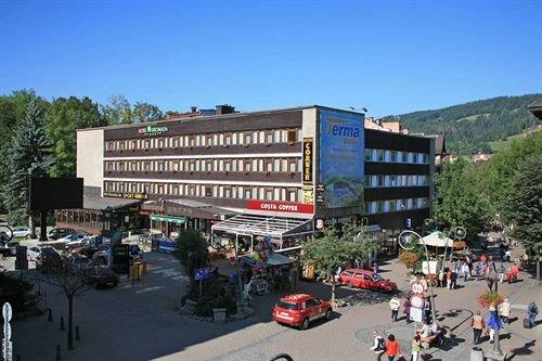 Hotel Gromada Zakopane - фото 22