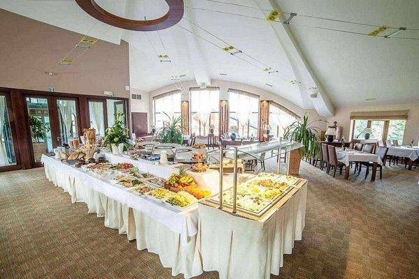 Hotel Nosalowy Dwor - фото 11