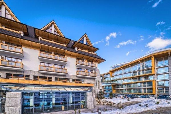 Hotel Nosalowy Dwor - фото 20