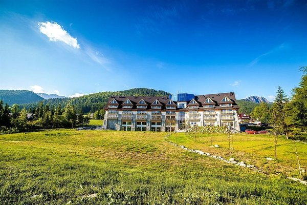 Hotel Nosalowy Dwor - фото 21