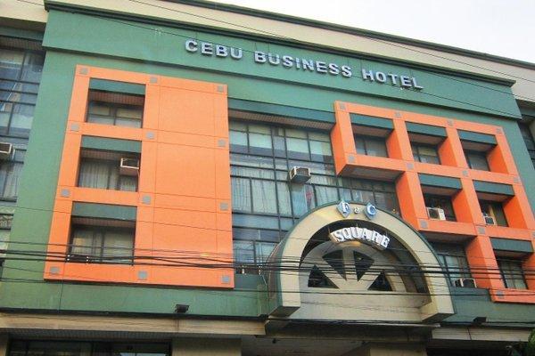 Cebu Business Hotel - фото 50