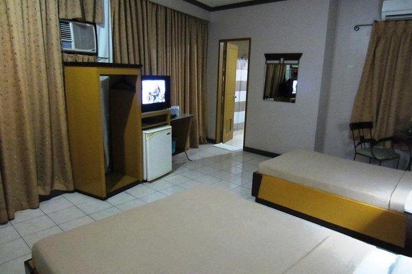 Cebu Business Hotel - фото 14