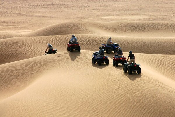 Hotel Kasbah Sahara Services - фото 19