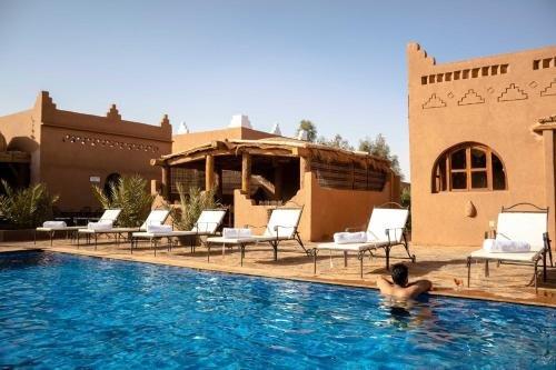 Hotel Kasbah Sahara Services - фото 20