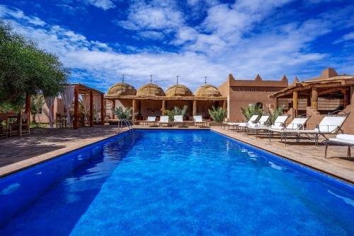 Hotel Kasbah Sahara Services - фото 21
