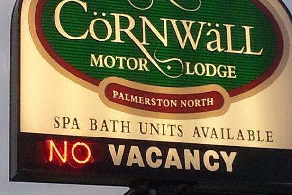 Cornwall Motor Lodge - фото 15