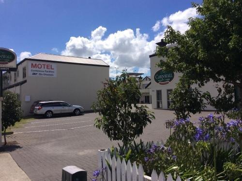 Cornwall Motor Lodge - фото 20