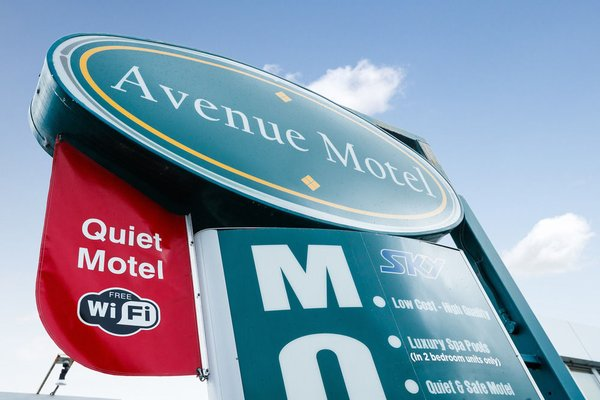 Avenue Motel Palmerston North - фото 20