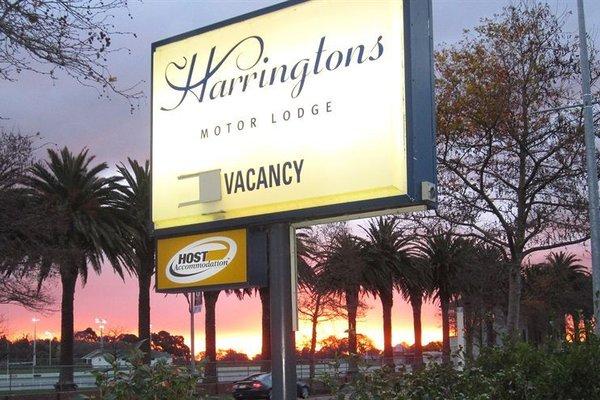 Harringtons Motor Lodge - фото 20
