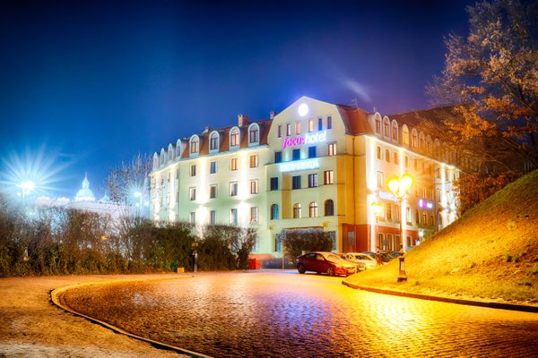 Focus Hotel Szczecin - фото 21