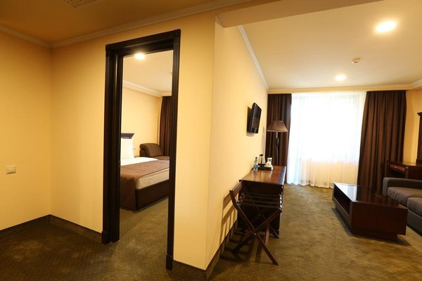 Отель Nairi SPA Resorts - фото 1