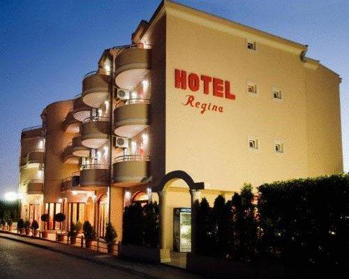 Отель «Regina», Биела