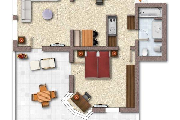 Relax & Lifestyle Apartments & Suites Villa Haidacher - фото 19