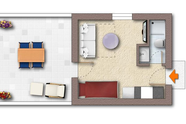Relax & Lifestyle Apartments & Suites Villa Haidacher - фото 21