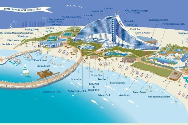Jumeirah Beach Hotel - фото 20