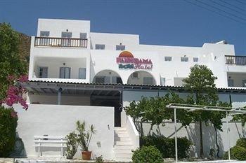 Panorama Hotel, Grígos